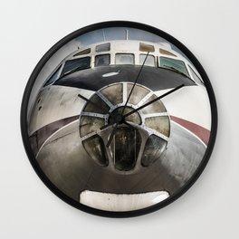 Czechoslovak Tupolev Tu-104 Wall Clock