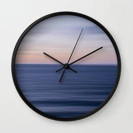 Soothing Seas Wall Clock