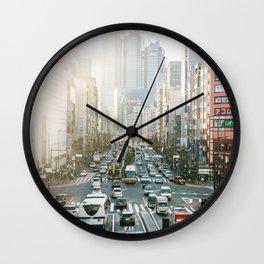Tokyo 25 Wall Clock
