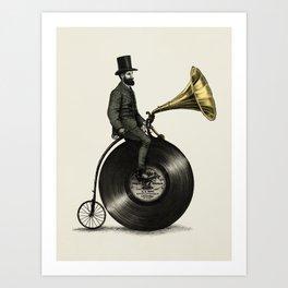 Music Man Kunstdrucke