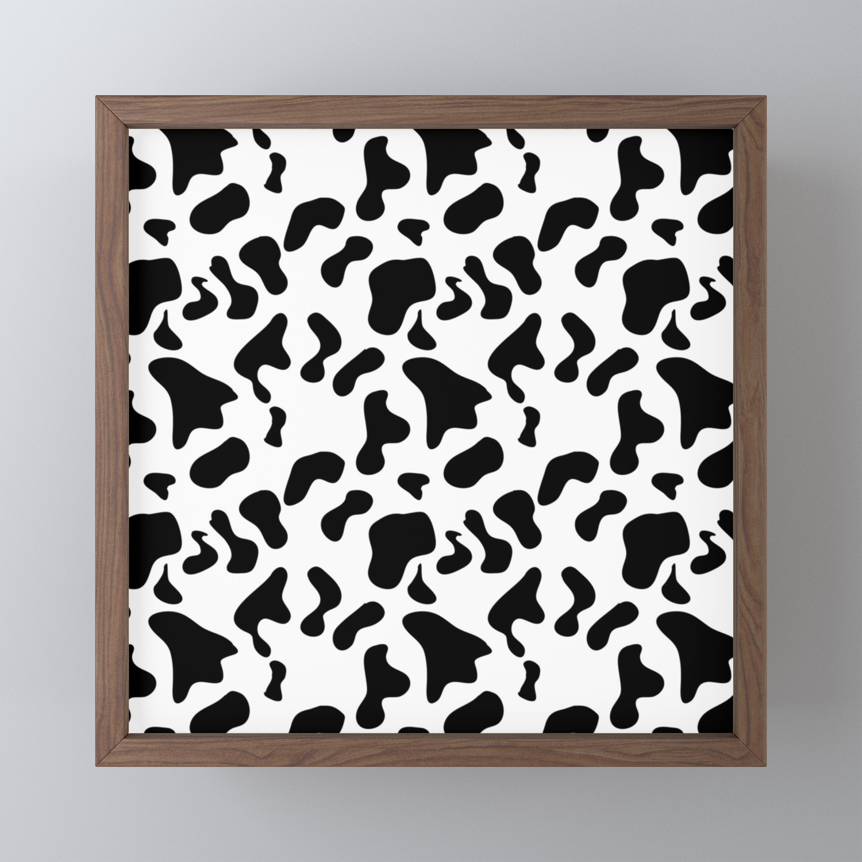 COWS FARM ANIMALS CANVAS PICTURE PRINT WALL ART D6