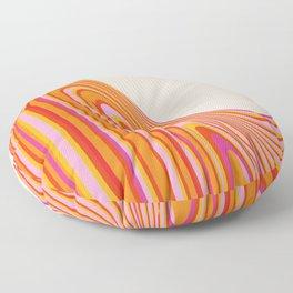 Wave Series p4 Floor Pillow