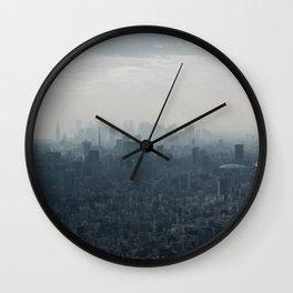 Tokyo 59 Wall Clock