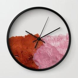 Cohesion Wall Clock