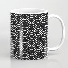 Japanese Fish Scales Coffee Mug