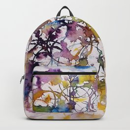 Abstract Sound Backpack