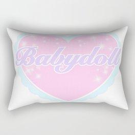 BABYDOLL Rectangular Pillow