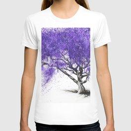 Meet You At The Jacaranda T-shirt