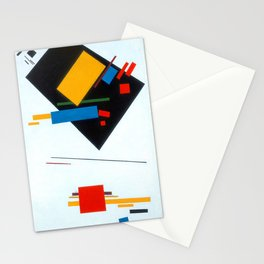 Kazimir Malevich - Suprematism Stationery Cards