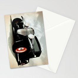 BLACK MODEL T Stationery Cards