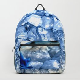 Blue Crystalline 2 Backpack
