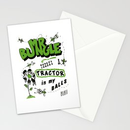 mr bungle Stationery Cards