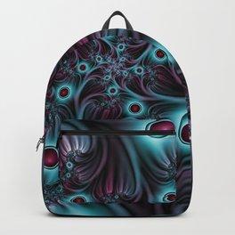 Fractal Into The Depth Backpack