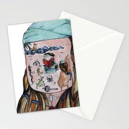 Tahupotiki Koraha and the cobrapion Stationery Cards