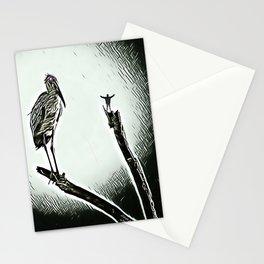 Sun Salutation Stationery Cards