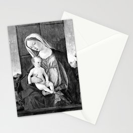 Alessandro Oliverio - Madonna and Child Stationery Cards