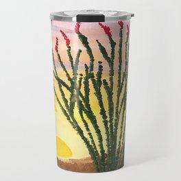 Beautiful Ocotillo 1 Travel Mug