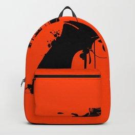 Grunge Gun Backpack