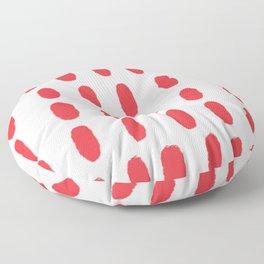 Red Floor Pillow