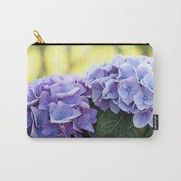 Purple hydrangea 1 Carry-All Pouch