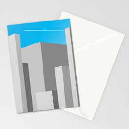 BUILDINGS_01-DAYLIGHT Stationery Cards