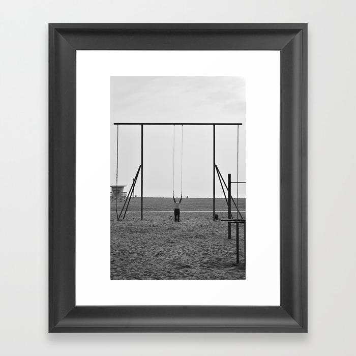 Stretch Armstrong Framed Art Print by Jeremyhammett FRM868954