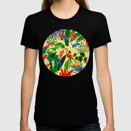 Nine Chameleons Hiding in the Tropics T-shirt