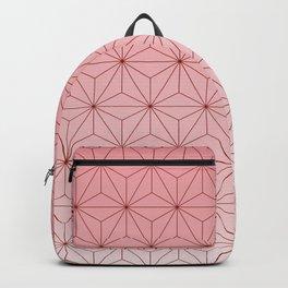 nezuko pattern 2 Backpack