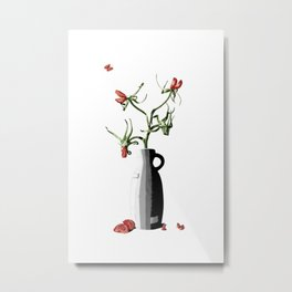 Tomato bloom Metal Print