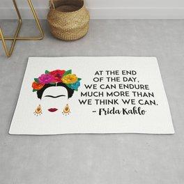 Frida's Strength Rug