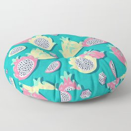 Dragon Fruit Floor Pillow