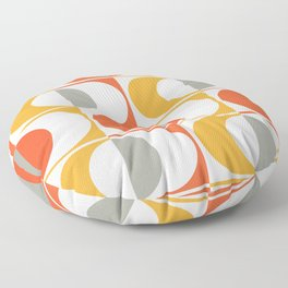 Rebirth Of The 70's No. 65 Floor Pillow