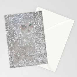 Young Medusa Stationery Cards