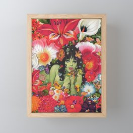 Beautiful Freak Framed Mini Art Print