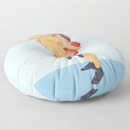 To the Honey Buddha Chips !! Floor Pillow