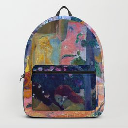 "Paul Gauguin ""Les Baigneuses"" Backpack"