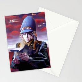 Azach, Moebius tribute Stationery Cards