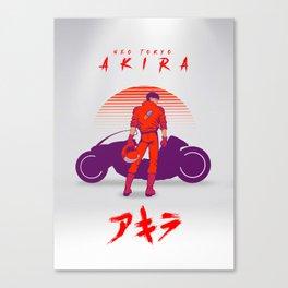 119 Kaneda Canvas Print