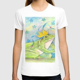 Whimiscal Bull Frog T-shirt