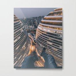 Nightscape 44 Metal Print