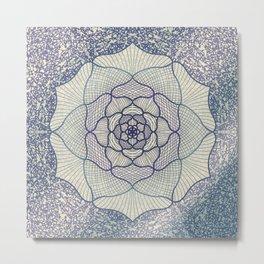 Mandala abstract Metal Print