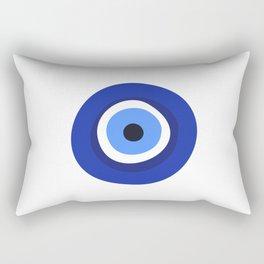 evil eye symbol Rectangular Pillow