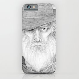 Odin Allfather iPhone Case