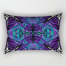 Which Direction 01 Rectangular Pillow