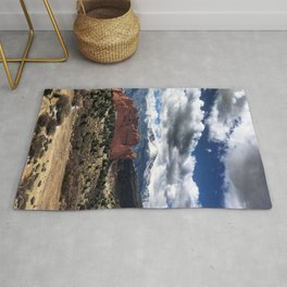 Pikes Peak - Colorado Springs Rug
