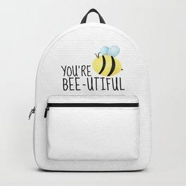 You're Bee-utiful Backpack