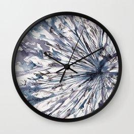 Agapantha Wall Clock