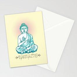 Buddha Namaste Stationery Cards
