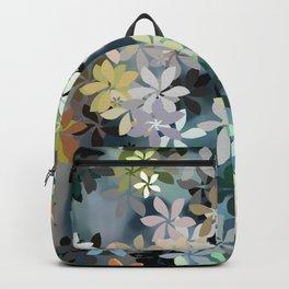 Boho Flower Garden Backpack