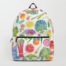 Seasonal Harvests Backpack